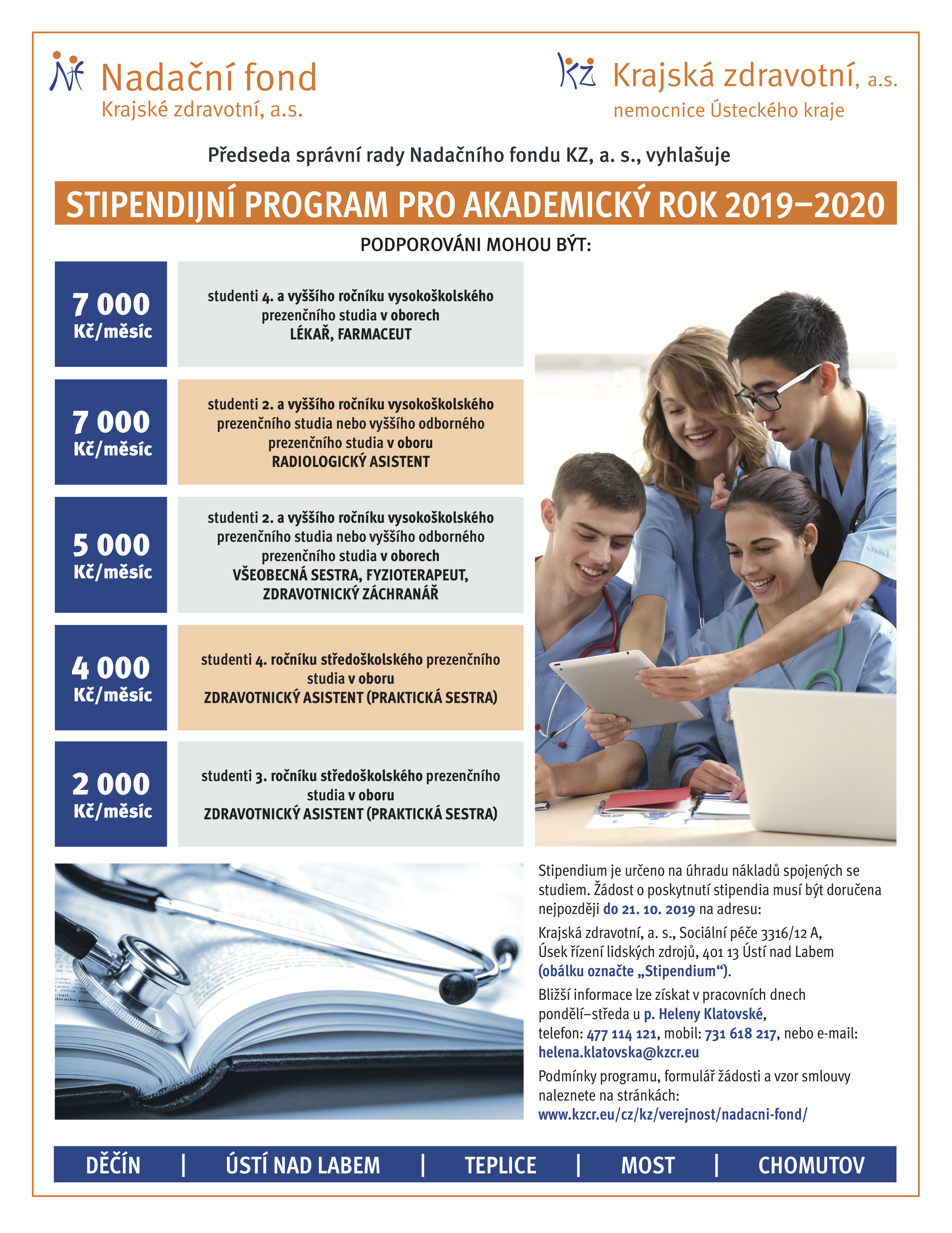 2019-2020 Nadacni fond